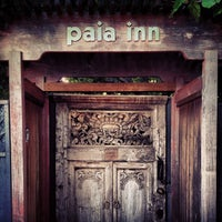 Photo taken at Paia Inn by Jordan R. on 10/6/2013