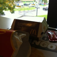 Photo taken at McDonald's by CORDELIMA® on 11/8/2012