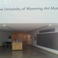 Photo taken at UW Art Museum by Askhat Y. on 4/4/2013