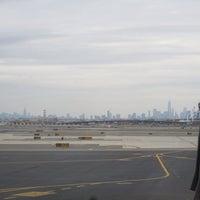 Photo taken at Newark-Liberty Airport Express Shuttle by Jonathan M. on 11/10/2015