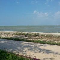 Photo taken at Wisata Pantai Boom Tuban by Mimi M. on 5/6/2015