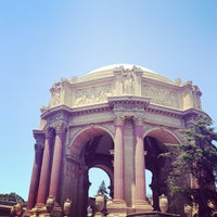 Photo taken at Palace of Fine Arts by Miguel P. on 7/4/2013