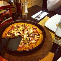 Photo taken at Pizza Hut by Camil A. on 1/12/2013