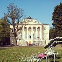 Photo taken at Дворец бракосочетания № 3 by Dmitry P. on 6/26/2013