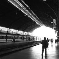 Photo taken at Valencia North Railway Station (YJV) by Pascual D. D. on 4/22/2013