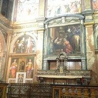 Photo taken at Chiesa di San Maurizio al Monastero Maggiore by Paul B. on 11/16/2012