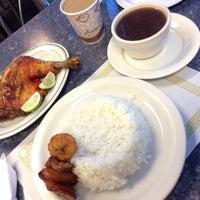 Photo taken at Las Brisas Cafe by Carlo on 4/10/2014