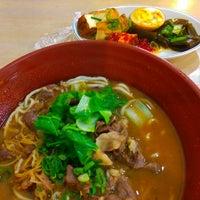 Photo taken at 禚家餃子館永吉店 Dumpling Restaurant Taipei Yung-Ji branch by Sean S. on 10/10/2014