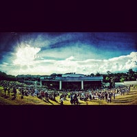 Photo taken at Aaron's Amphitheatre at Lakewood by StrangeBrewCoffeehouse C. on 5/22/2012