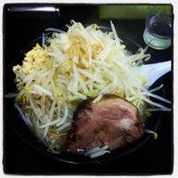 Photo taken at らーめん ぎょうてん屋 町田店 by Yu-syo I. on 6/15/2012