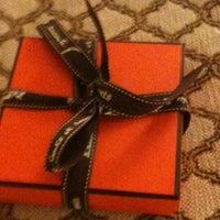 Photo taken at Hermès by Miss H. on 3/20/2012