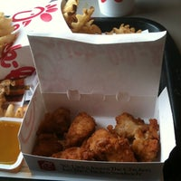 Photo taken at Chick-fil-A Orlando Ave. at Fairbanks by Faith_Mom on 8/1/2012