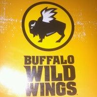Photo taken at Buffalo Wild Wings by Antonio M. on 9/5/2012