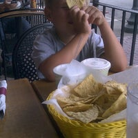 Photo taken at Mesa Tacos and Tequila by Matthew C. on 8/17/2012