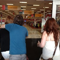 Photo taken at Super Target by Katie on 8/10/2012