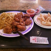 Photo taken at Panda Express by Albert W. on 7/21/2012
