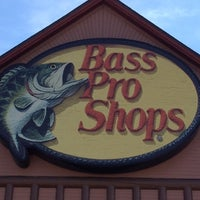 Photo taken at Bass Pro Shops by Melissa B. on 7/29/2012