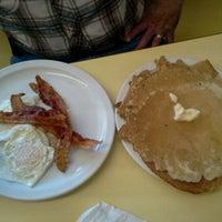 Photo taken at Hoopers Creek Cafe by Eydie M. on 5/20/2012