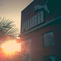 Photo taken at Puma Outlet by Caroline O. on 7/26/2012