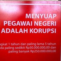 Photo taken at Kantor Dinas Kependudukan & Catatan Sipil kota Denpasar by herry w. on 7/23/2012