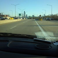 Photo taken at Stevenson Expressway (I-55) by Loveis Nichole M. on 4/23/2012