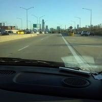 Photo taken at Stevenson Expressway (I-55) by Loveis Nichole M. on 4/23/2012