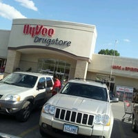 Photo taken at Hy-Vee Drugstore by Jason B. on 6/1/2012