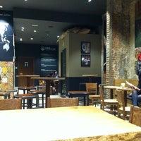 Photo taken at Starbucks by Ali A. on 4/19/2012