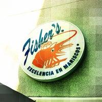 Photo taken at Fisher's Acapulco by Arnavik M. on 4/5/2012