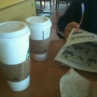 Photo taken at Starbucks by David G. on 2/12/2012