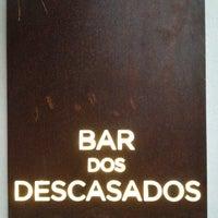 Photo taken at Bar dos Descasados by Julie P. on 5/9/2012