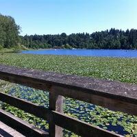 Photo taken at Deer Lake Park by Jennifer C. on 7/29/2012