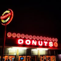 Photo taken at Gibson's Donuts by Joy H. on 3/18/2012