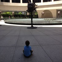 Photo taken at Hirshhorn Museum and Sculpture Garden by Sam L. on 5/12/2012
