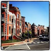 Photo taken at Logan Circle by Chris W. on 4/13/2012