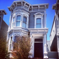 "Photo taken at ""Full House"" House by Sara J. on 8/11/2012"