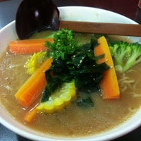 Photo taken at Fuji-Ramen by Anderson L. on 4/11/2012