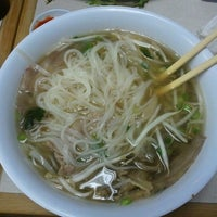 Photo taken at Good Pho You by Kim L. on 9/12/2012