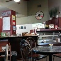 Photo taken at Brew Craft Coffee by Eric L. on 8/20/2012