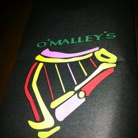 Photo taken at O'Malley's by Leonel B. on 5/6/2012