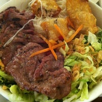 Photo taken at Pho Viet Huong by Catherine K. on 6/17/2012