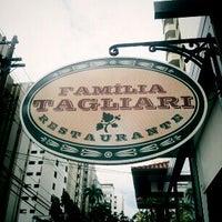 Photo taken at Restaurante Família Tagliari by Juniro B. on 3/16/2012