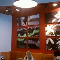 Photo taken at Starbucks by Larry on 4/23/2012