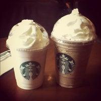 Photo taken at Starbucks by Sasha P. on 9/12/2012