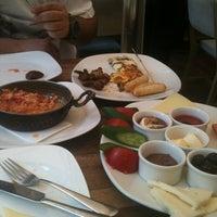 Photo taken at Dinette by Seden D. on 7/1/2012