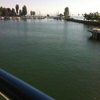 Photo taken at Romanshorn Hafen by Stefan H. on 6/16/2012
