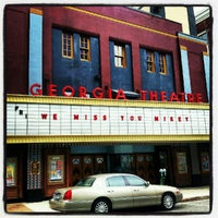 Photo taken at Georgia Theatre by Robert D. on 8/10/2012