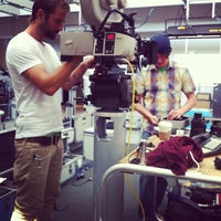 Photo taken at Panavision Hollywood by Ben D. on 5/14/2012