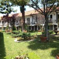 Photo taken at Laguna Hills Lodge by Raciel D. on 5/6/2012