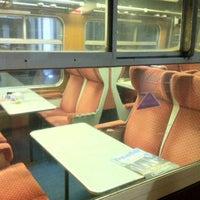 Photo taken at Platform 2 by Meshari M. on 3/10/2012